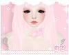 ♔ Long Hair Rose