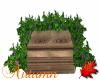 Her Garden Bench
