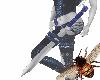 [Bee] Blue Garter Swords