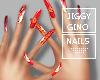 Lil Kim Manicure
