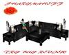 NYC Dark Night Sofa