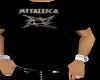 Metallica tee 2