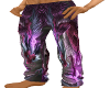 dragon silk pants M