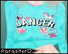 P|Dancer shirt