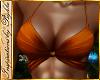 I~Sexy Orange Bikini Top
