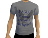 Gray Eagle shirt