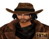 Old Western Hat / Hair