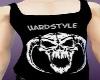 Rave Hardstyle Skull