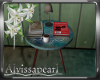 Boho Fall Coffee Table