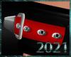 💀| Kita ArmBand- Red
