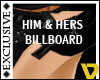 *VN Him&Hers BILLBOARD