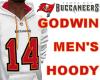 BUCS GODWIN 14 HOODY (w)
