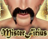 Fili Mustache Brown