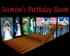 Jasmine's Birthday Room