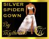 SILVER SPIDER MANNEQUIN