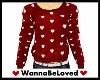 *[J] In Love Sweater*