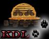 (KDL) Wooden Bar