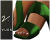 v. Swirl Leafy Heels