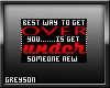 !G! Over You Badge
