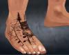 Feet + Tat