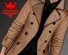 B. Beige Trench Coat