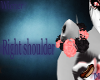 WD: Aimee shoulder pad R