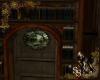 Steampunk Book Door