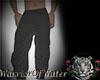black plain pants
