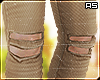 Chino Ripped Jeans
