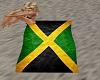 Beach Towel-Jamaica Flag