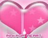 Pink Pop Heart