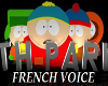 South Park French Voice