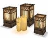 Candles Lanterns
