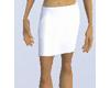 Tight White Skirt