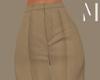 Tan Classy Pants | XL