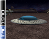 Space Base UFO Ride