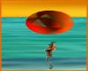 beach ball animated play