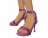 Purple Velvet Heels v1.1