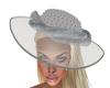 Harber Gray/White Hat
