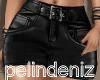 [P]Kmila black skirt RLL