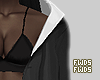 f. Charcoal Bralette S