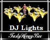 Flower DJ Lights W/O