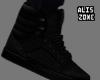 [AZ] Black shoes