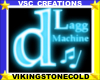 dLagg Machine Neon