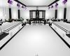 Black&White Runway Room