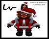 Animated Christmas Bear