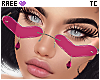®Tc. ❤ Glasses Pink