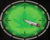420 Neon Clock