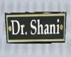 Dr.Shani Desk Nameplate