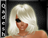 !Q! Belle Silver Blond